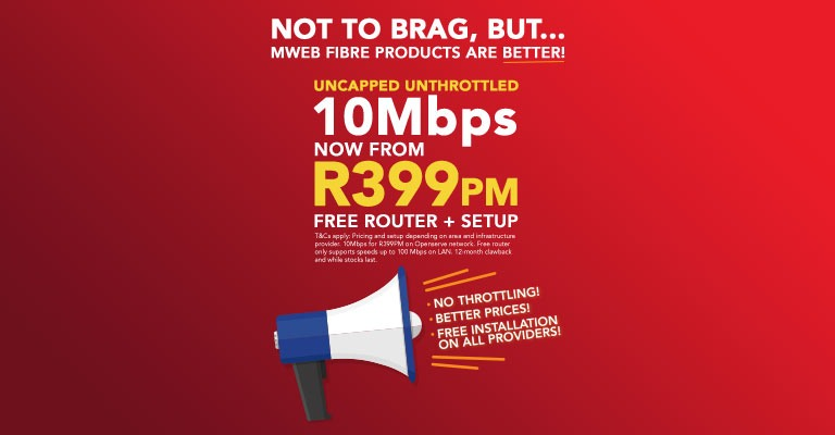 MWEB | Internet Providers | Internet Deals For Home & Business